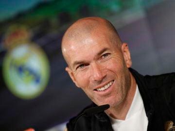 """Zinedine Zidane: """"El del Villarreal va a ser el partido más difícil"""""""
