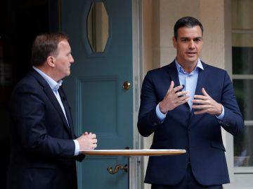 """Sánchez dice que """"todos tendremos que ceder"""" para llegar a un acuerdo para repartir los fondos europeos tras el coronavirus"""