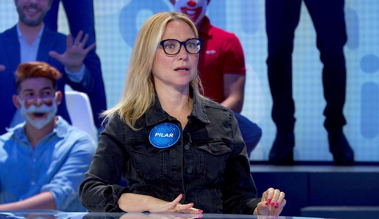 """Pilar Castro se queda descolocada con el inesperado comentario de Roberto Leal: """"¿Hay algún problema?"""""""