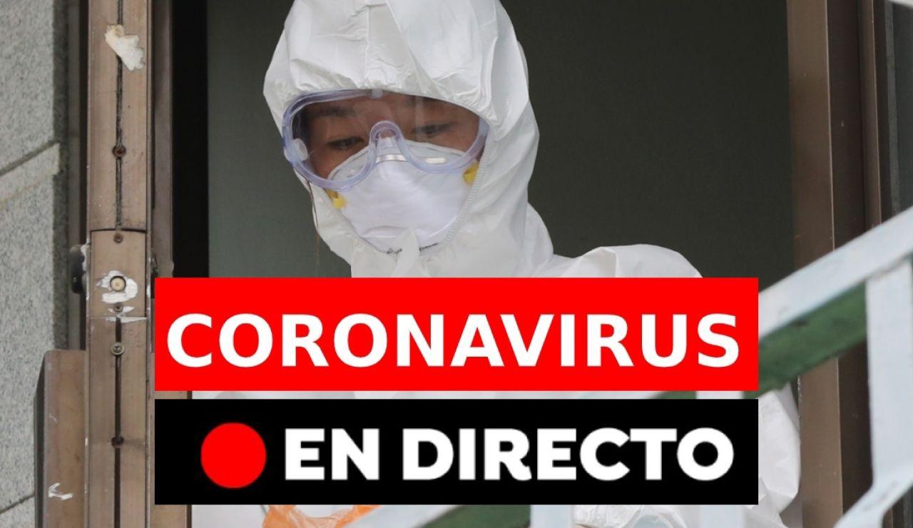 Coronavirus España | Rebrotes, nuevos casos y noticias de hoy, en directo
