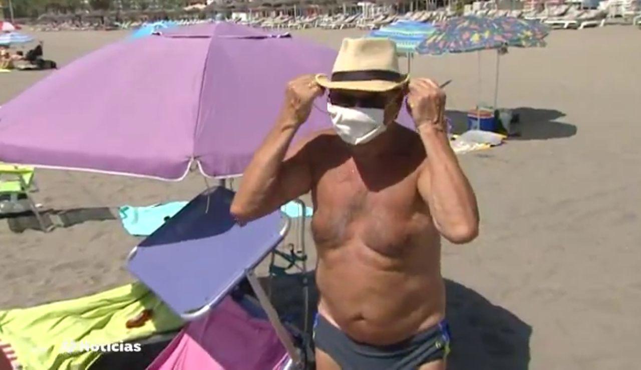 Incertidumbre en el sector turístico por el impacto que pueda tener el uso obligatorio de la mascarilla