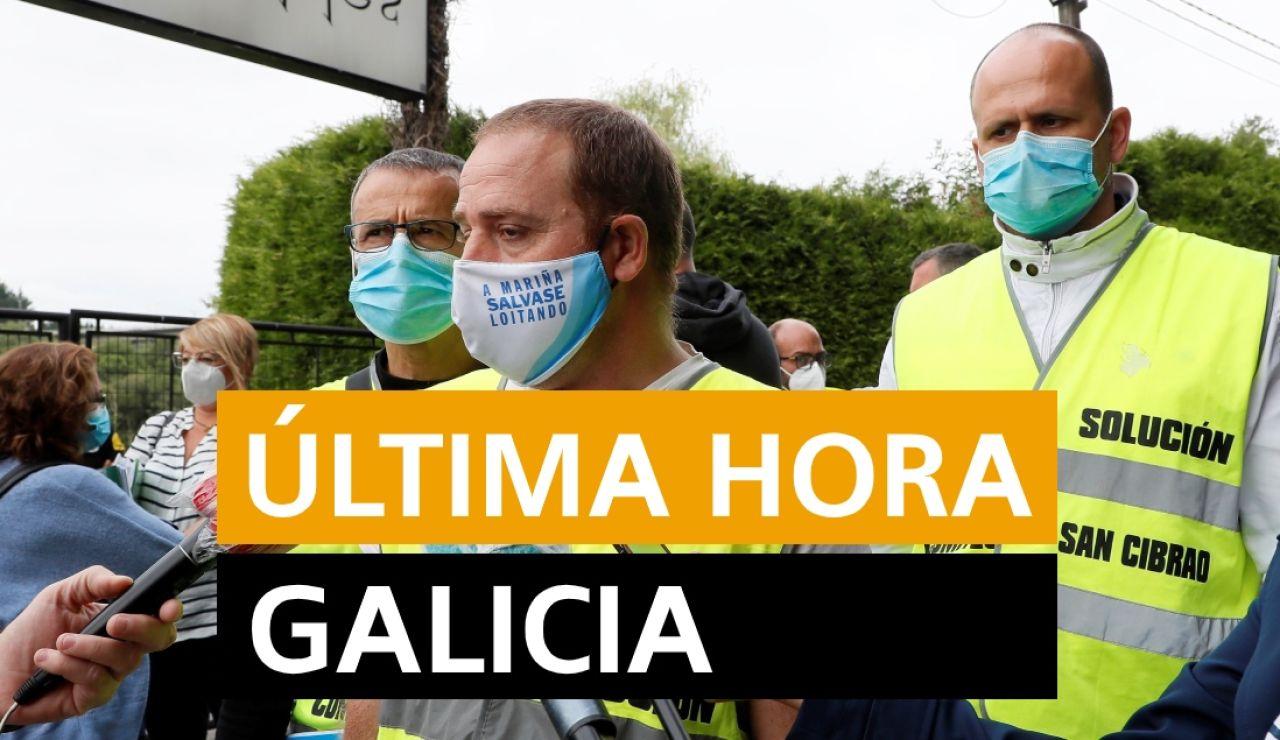 Coronavirus Galicia: Rebrotes y noticias de hoy, miércoles 15 de julio, en directo | Última hora Galicia