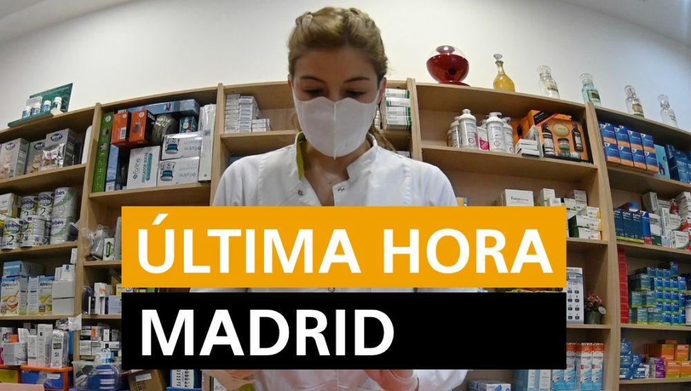 Coronavirus Madrid: Rebrotes y noticias de hoy, miércoles 15 de julio, en directo | Última hora Madrid