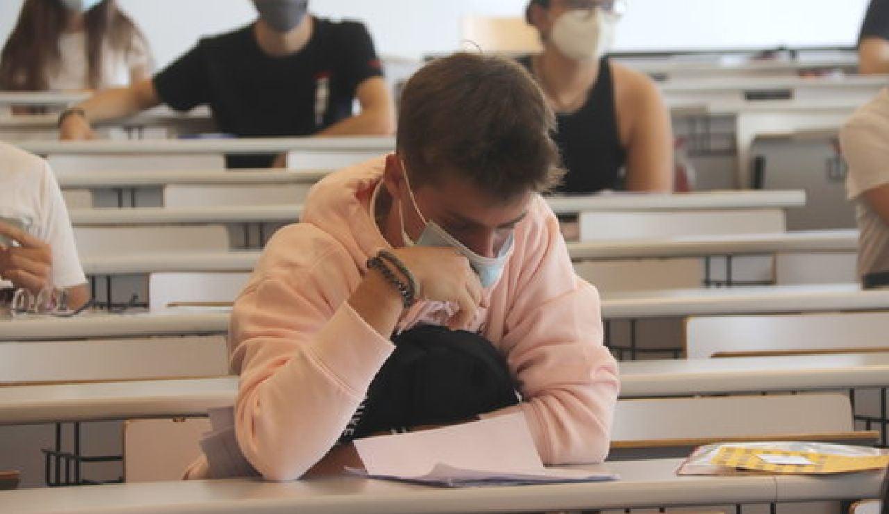 Consulta la nota de corte tras la EBAU 2020 para la universidad que quieres