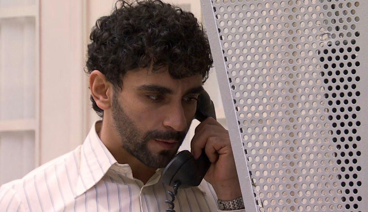 La llamada que revela las verdaderas intenciones de Sebas con Jose
