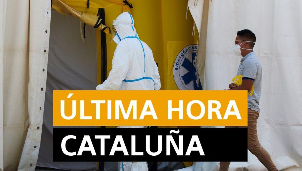 Coronavirus Cataluña: Rebrotes y noticias de hoy, miércoles 15 de julio, en directo | Última hora Cataluña