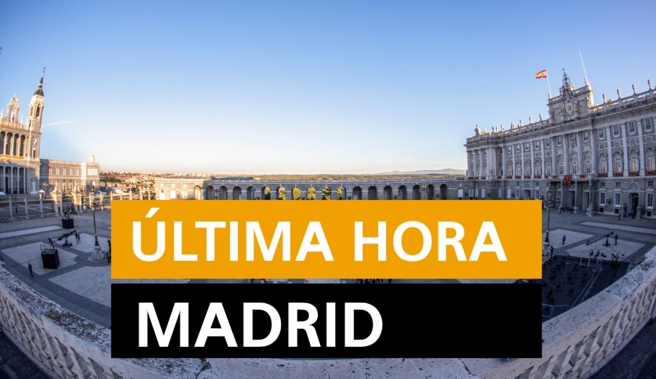 Coronavirus Madrid: Rebrotes y noticias de hoy, jueves 16 de julio, en directo | Última hora Madrid