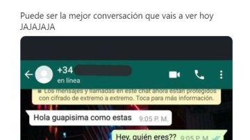 Conversación WhatsApp de @beeeaa11