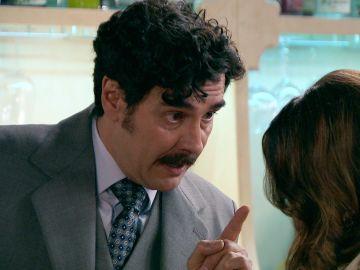 Armando, superado: Irene pone fin a su idílica vida y le deja arruinado y en la calle