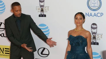 Will Smith y Jada Pinkett Smith
