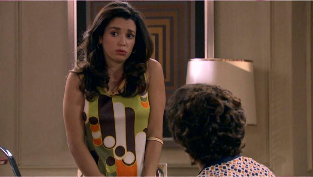 Avance 'Amar es para siempre': Amelia, preocupada con Luisita por el paso que ha decidido dar sola