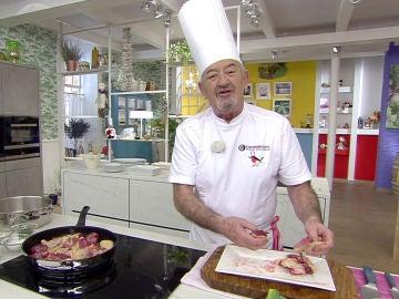 La rápida y fácil forma de cocinar pato que a Karlos Arguiñano le encanta
