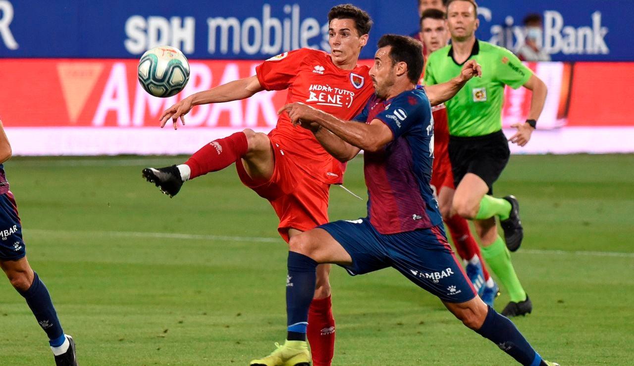 El Huesca vuelve a Primera División un año después
