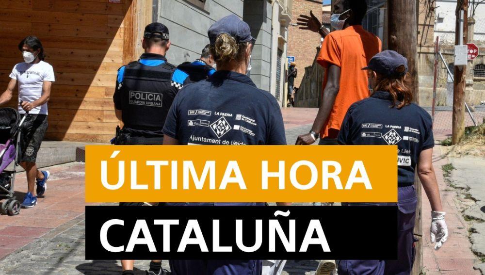Coronavirus Cataluña: Rebrotes y noticias de hoy, viernes 17 de julio, en directo | Última hora Cataluña