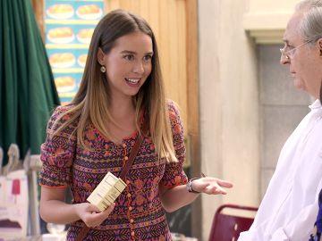 Un nuevo impulso lleva a Luisita a tomar una iniciativa a espaldas de Amelia