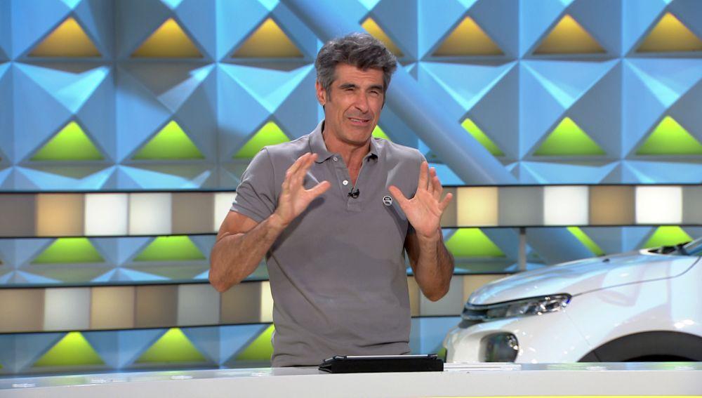 """Jorge Fernández confiesa las dos palabras que menos le gustan: """"Me produce rechazo"""""""