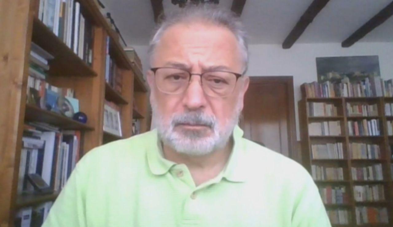 Daniel López Acuña, epidemiólogo y exdirectivo de la OMS