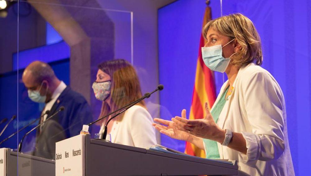 Restricciones para Barcelona