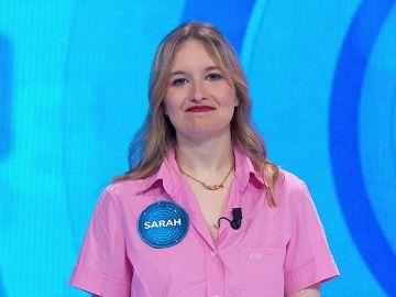 """La emotiva dedicatoria de Sarah a su abuelo con alzhéimer: """"'Pasapalabra' era su programa favorito"""""""