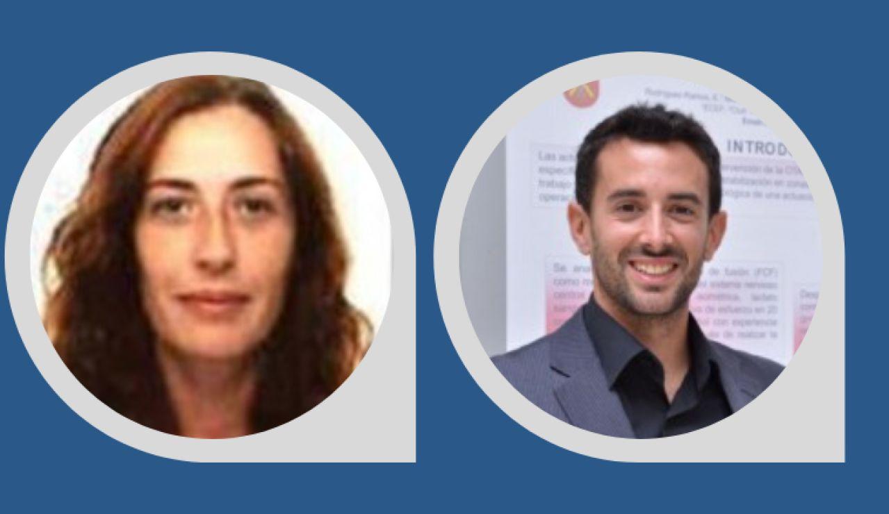 Ana Isabel Beltrán-Velasco y Vicente Javier Clemente-Suárez