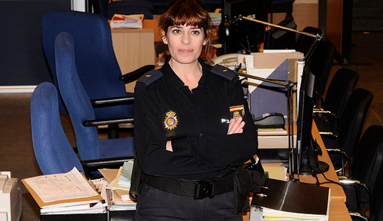 Neus Sanz es Rita Peláez en 'Los hombres de Paco'