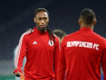 El futbolista Rubén Semedo no podrá entrar en España durante los próximos ocho años