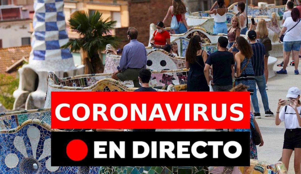 Coronavirus España hoy: Última hora de los rebrotes y nuevos casos, en directo