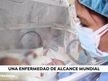La conmovedora historia de Jorge, un bebé de solo 580 gramos de peso que ha superado el coronavirus