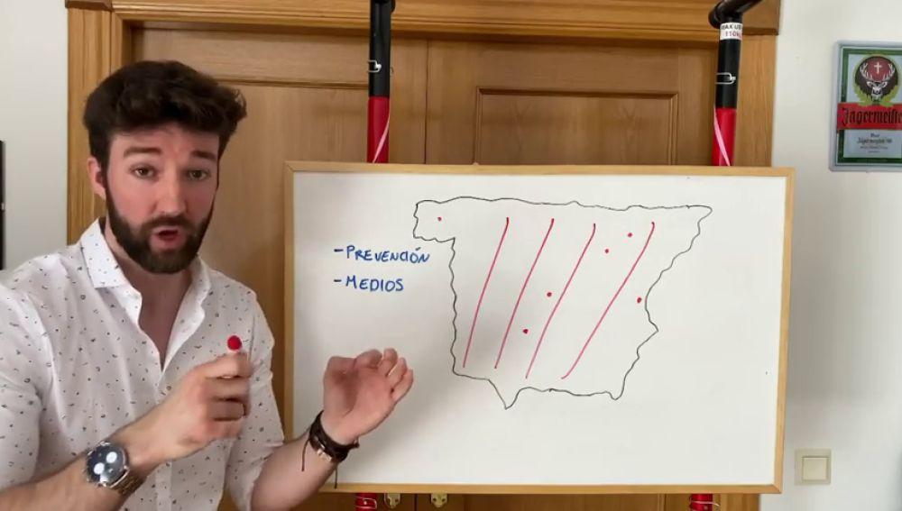 ¿Los rebrotes son una nueva ola de la pandemia de coronavirus en España?