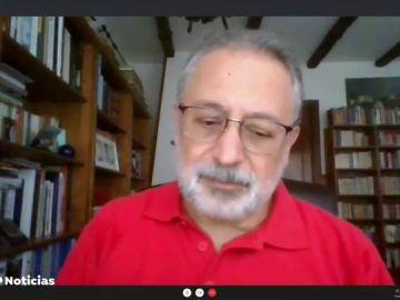 Daniel López Acuña, exdirector de Acción Sanitaria de la OMS