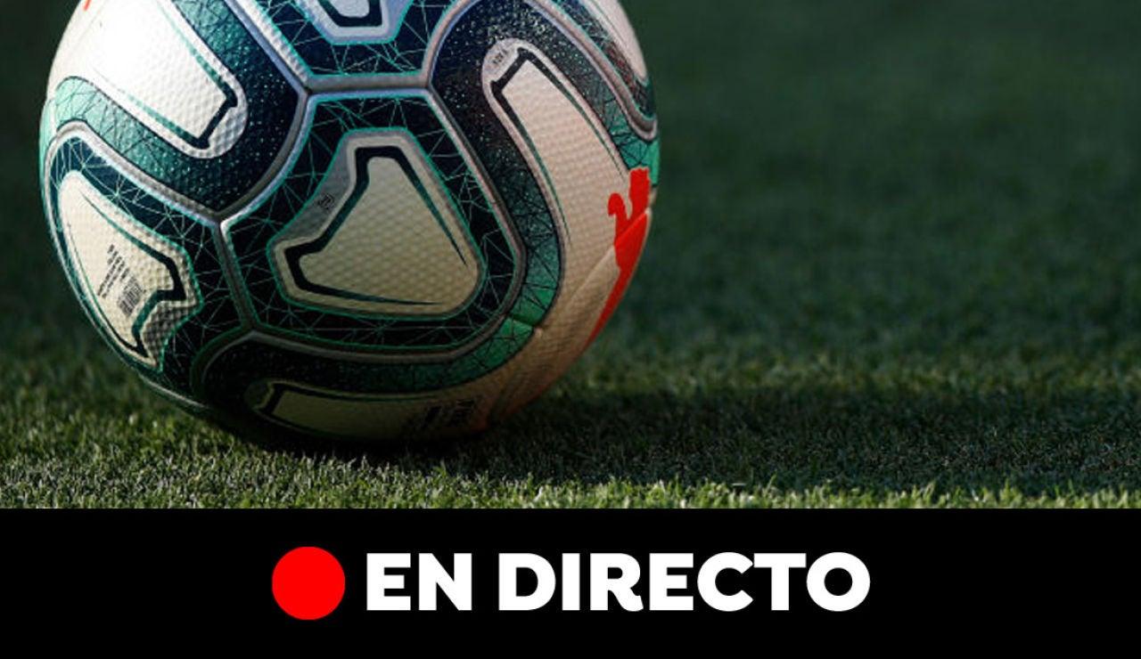 Liga Santander, en directo: partidos de la jornada 28