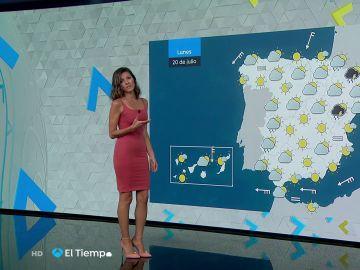 Tu Tiempo (19-07-20) (19-07-20) Continúa el calor en los próximos días