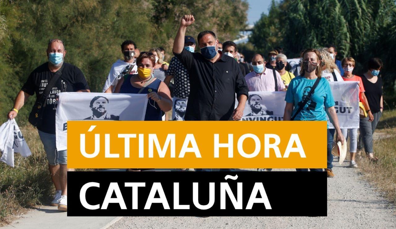 Coronavirus Cataluña: Rebrotes y noticias de hoy, lunes 20 de julio, en directo | Última hora Cataluña