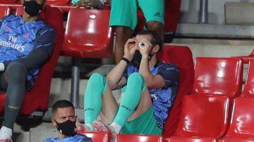"""El agente de Bale lo deja claro: """"Le quedan dos años de contrato y no se irá"""""""