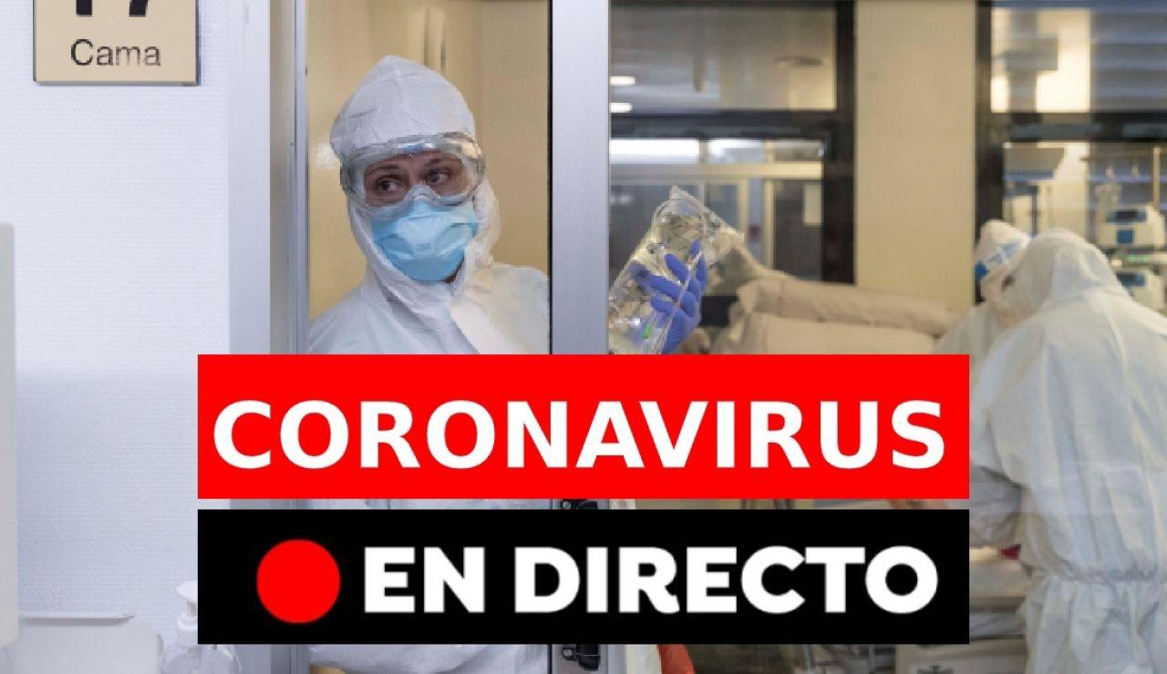 Coronavirus España: Última hora rebrotes hoy, en directo
