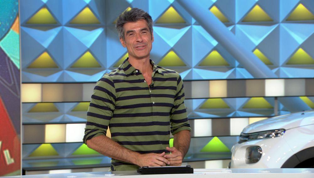Jorge Fernández confiesa qué cantante española es una de las 'niñas mimadas' del concurso