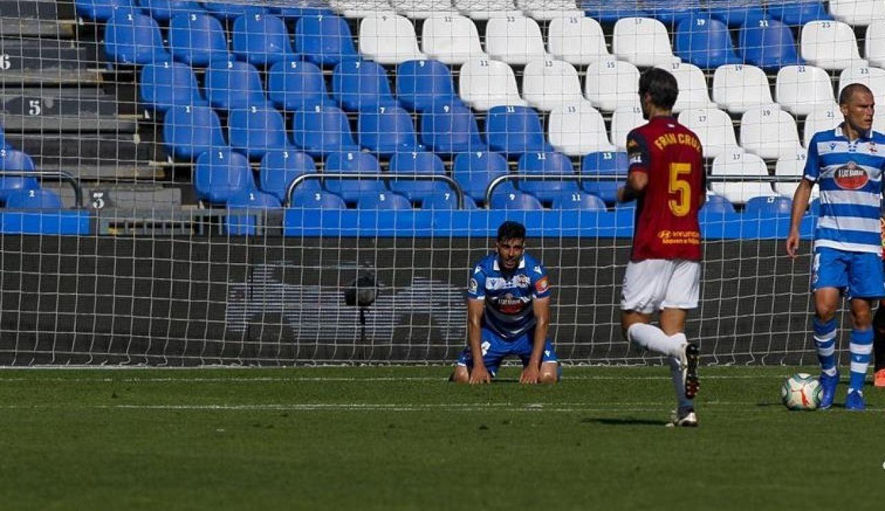 El Deportivo de la Coruña desciende a Segunda B tras las victorias del Lugo y del Albacete