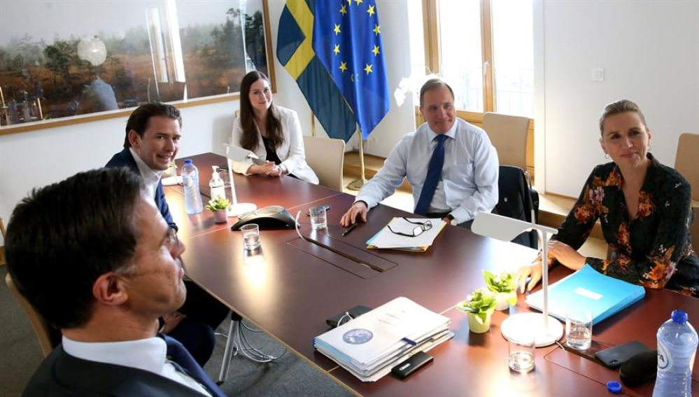 Cumbre europea.