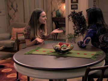 El nuevo acto impulsivo de Luisita hace dudar a Amelia sobre su decisión de ser madres