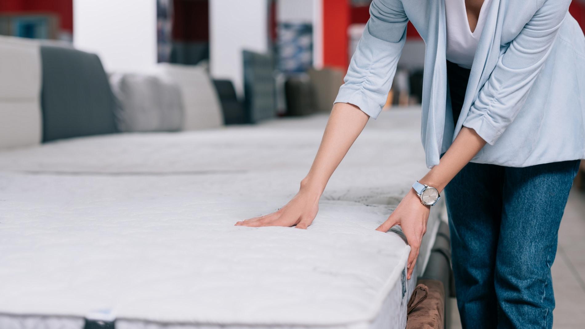 Eligiendo colchón