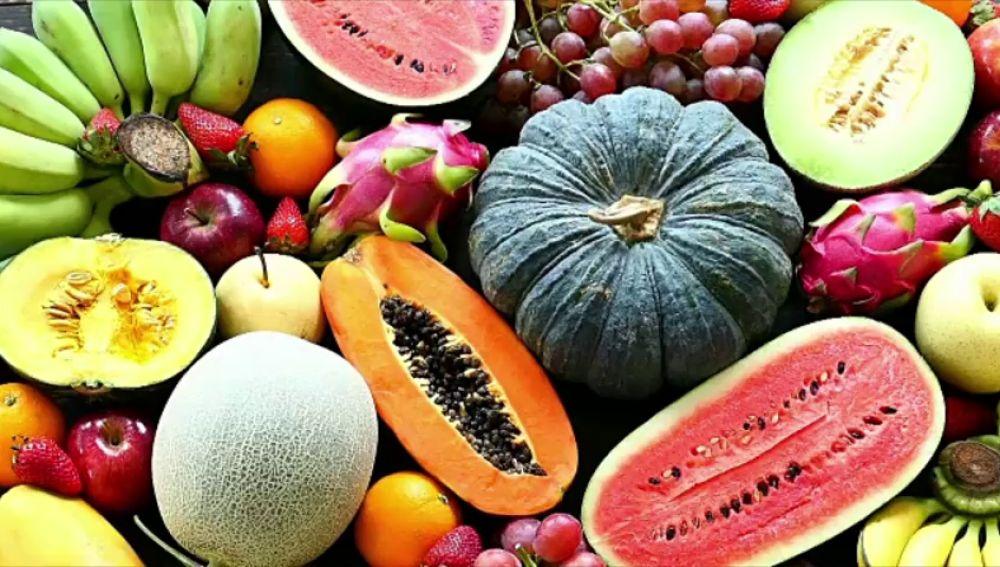 Cuáles son las frutas veraniegas con menos calorías