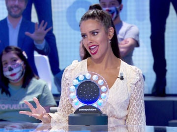 "La bronca de Cristina Pedroche a Miki Nadal: ""¡Sé que te la sabes, cántala!"""
