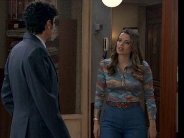 """Lourdes, tajante a Armando: """"Guillermo no llevará tu caso, seré yo. Voy a luchar con todas mis fuerzas para que pagues por todo lo que has hecho"""""""