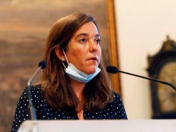 Inés Rey, alcaldesa de A Coruña