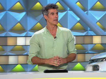 Jorge Fernández habla abiertamente sobre los estragos de su enfermedad en 'La ruleta de la suerte'