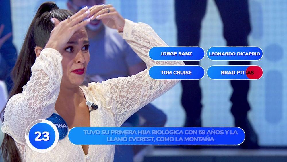 El gran fallo que rompe una racha de escándalo de Cristina Pedroche en 'Una de Cuatro'