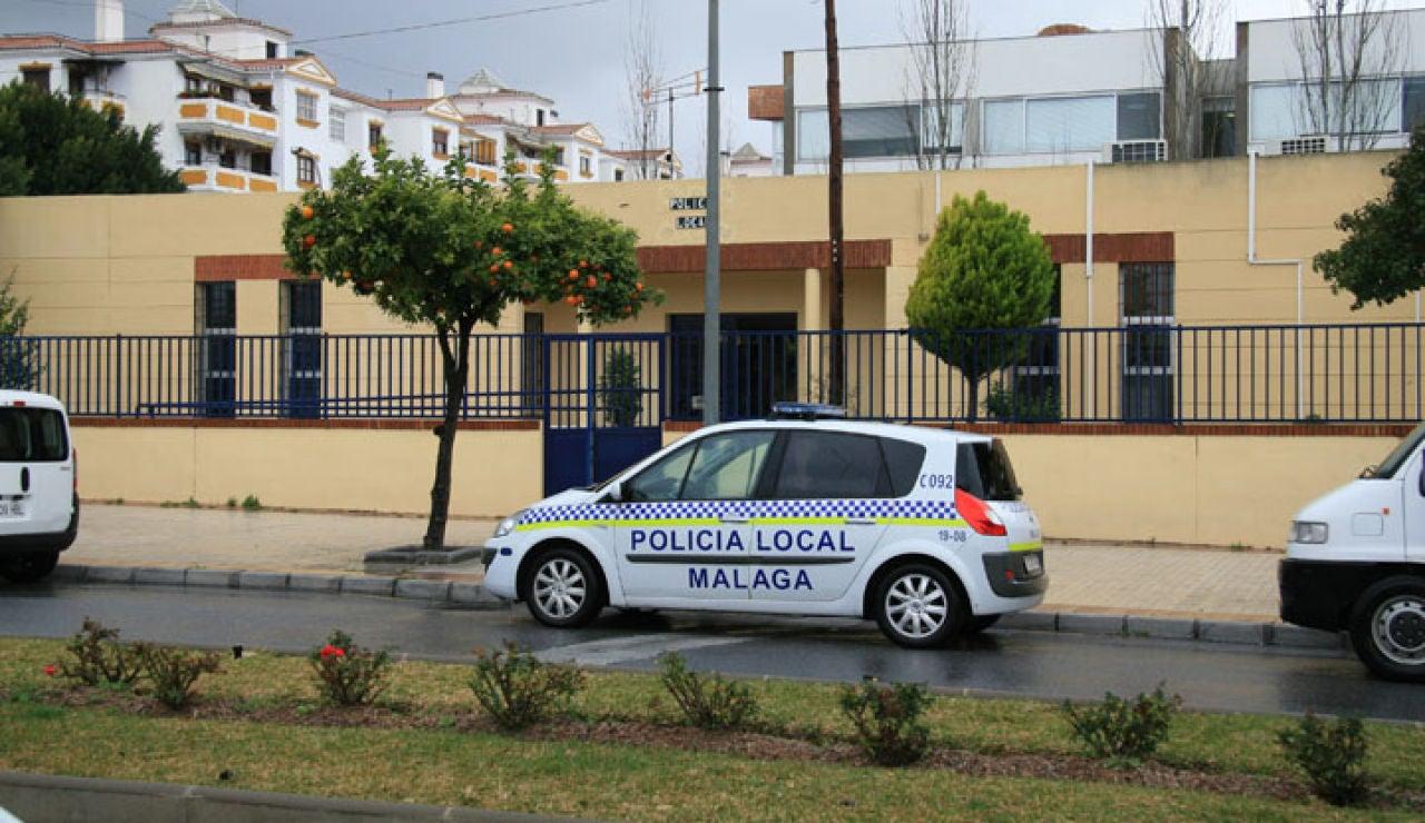 Un atraco en una vivienda en Málaga acaba con dos menores de 12 y 15 años encerrados y maniatados