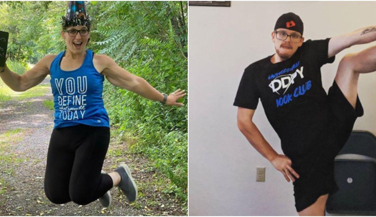 Brittany y Dwight Neff