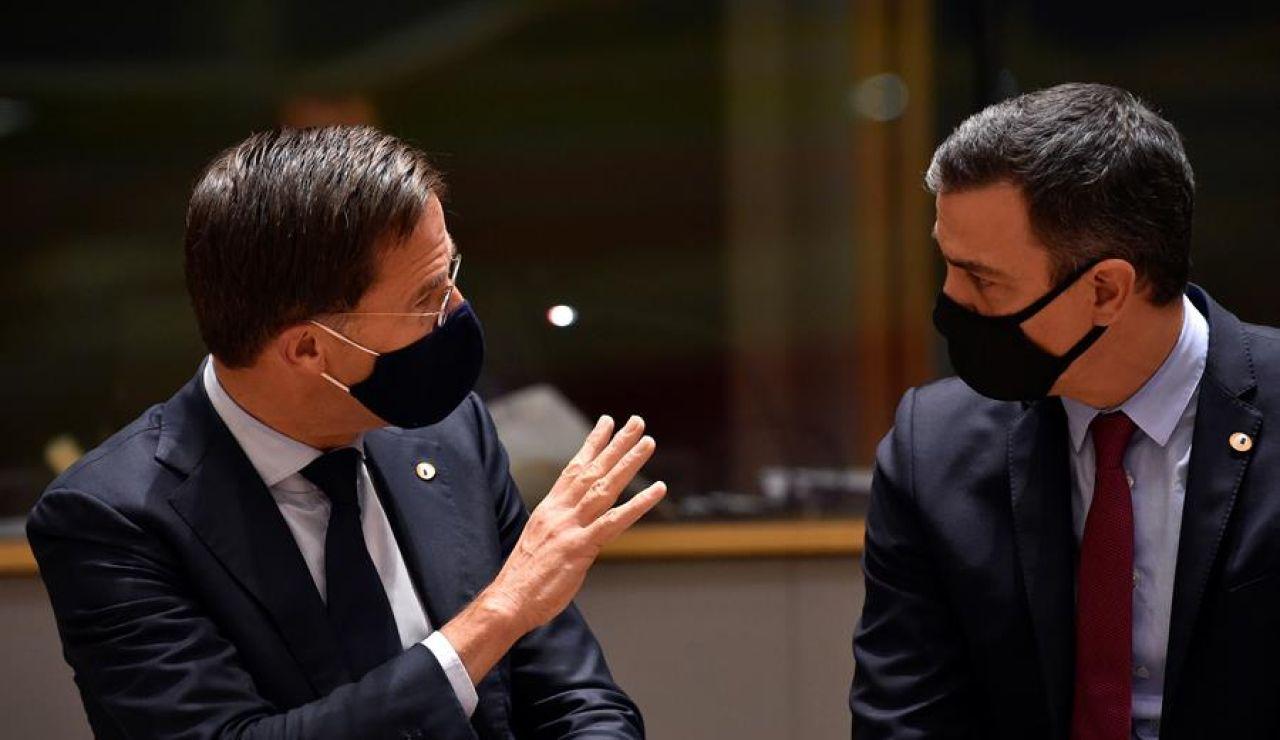 Acuerdo sobre los fondos de recuperación de la UE