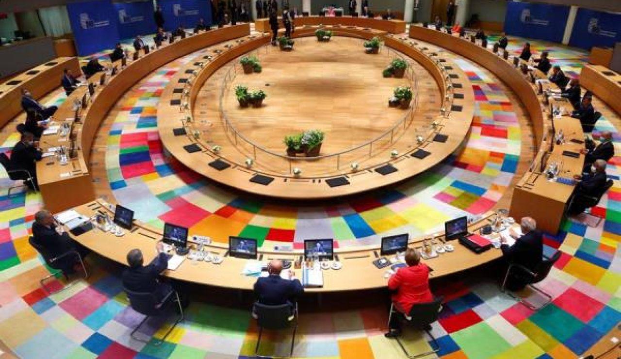 Imagen de la Cumbre Europea